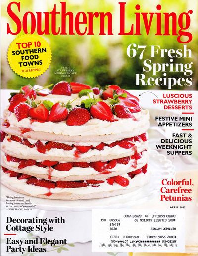 SouthernLiving_2012April_Cover