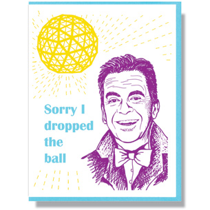 Droppedtheball