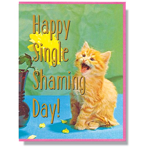 SmittenKitten_singleshamingday