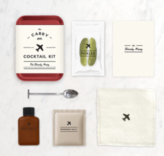 W&P cocktail kit contents