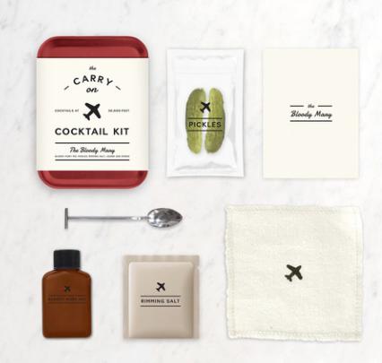 W&P cocktail kit contents