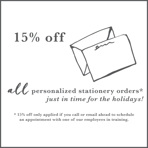 Instagram_15% Off Stationery 2017