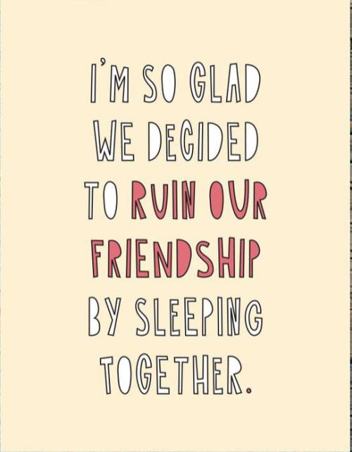 Near modern friendship